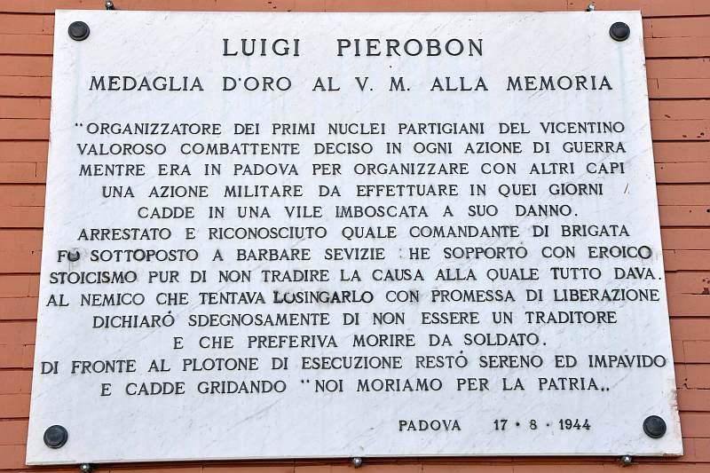 Caserma Luigi Pierobon