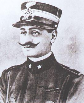 Maggiore Mario Fiore 79° Battaglione